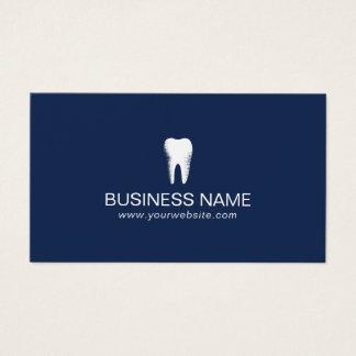 Profesional moderno del cuidado dental de los tarjeta de negocios