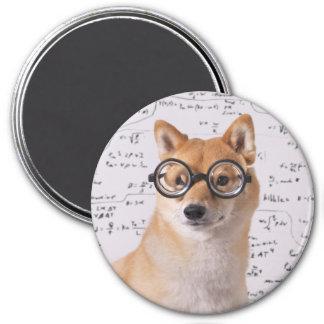 Profesor Barkley imán redondo de 3 pulgadas