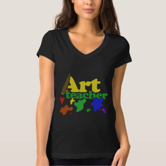 profesor de arte camiseta