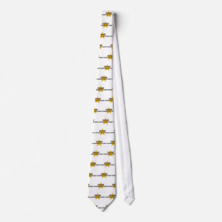Profesor de economía orgulloso corbatas personalizadas
