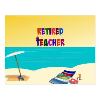 Profesor jubilado, diversión en el Sun Postal