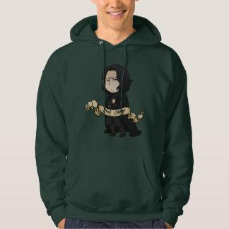 Profesor Snape del animado Sudadera