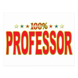 Profesor Star Tag