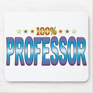 Profesor Star Tag v2 Alfombrillas De Ratón