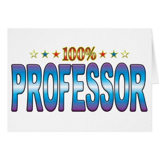 Profesor Star Tag v2 Felicitacion