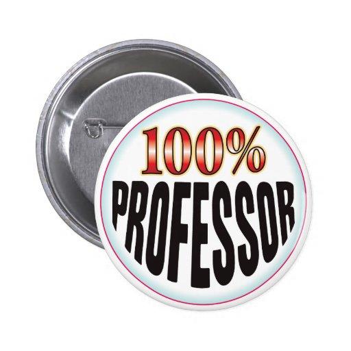 Profesor Tag Pins
