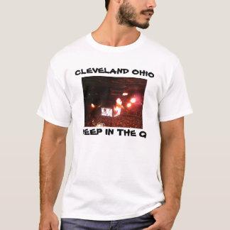 PROFUNDAMENTE EN el Q, camiseta de CLEVELAND, OHIO