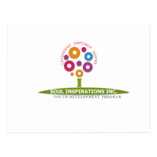 Programa de desarrollo de la juventud de las inspi tarjeta postal