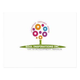 Programa de desarrollo de la juventud de las postal