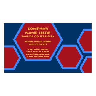 programa de la lealtad del panal tarjetas de visita