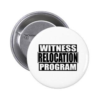 programa de la relocalización del testigo pin
