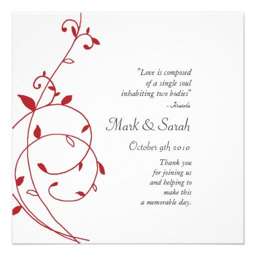 Bordes para tarjetas de invitación para boda - Imagui
