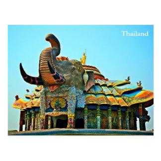 Prohibición Rai, Korat, Tailandia de Wat Postal