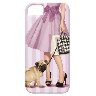 """promenade"" elegante iPhone 5 Case-Mate cárcasas"