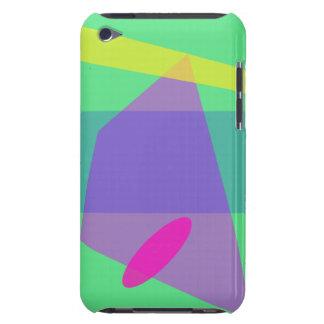 Promesa del verde barely there iPod cárcasa