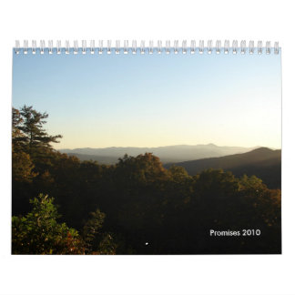 Promesas 2010 calendarios