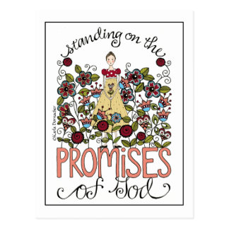 Promesas - postal