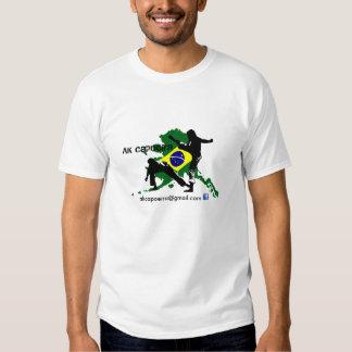 Promo del color de AK Capoeira Camiseta