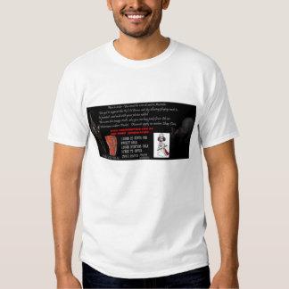 Promoción de la caza del verraco camiseta