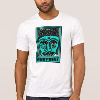 Promoción de la independiente estupenda robusta camisetas