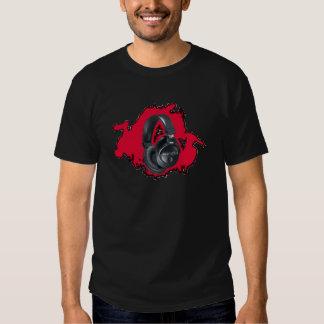 Promoción del artista camisas