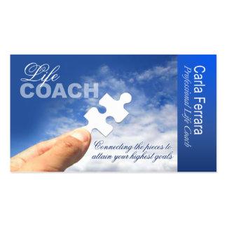 PROMOCIONAL para el asesoramiento espiritual del c Tarjeta Personal