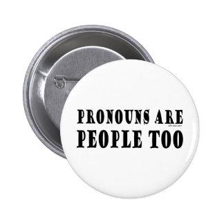 Pronombres Pins