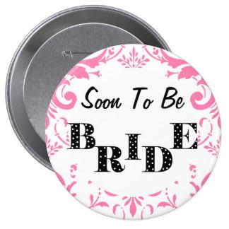Pronto para ser fiesta de Bachelorette de la novia Pins