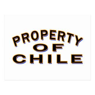 Propiedad de Chile Postal
