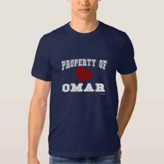 Propiedad de Omar Camisas