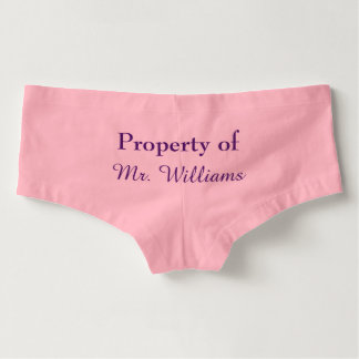 Propiedad de Sr. Panties Culottes