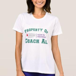 Propiedad del Al del coche Camiseta