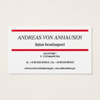 Propiedades inmobiliarias Businesscards Tarjeta De Negocios
