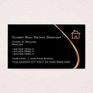 Propiedades inmobiliarias residenciales con clase tarjeta de negocios