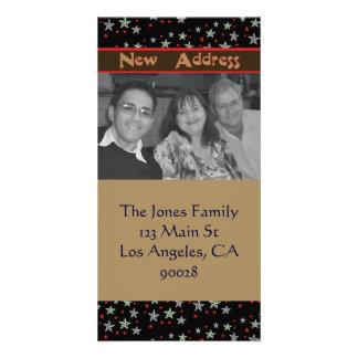 protagoniza la nueva dirección tarjeta personal