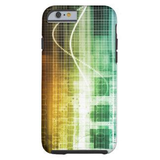 Protección de datos y exploración de la seguridad funda resistente iPhone 6