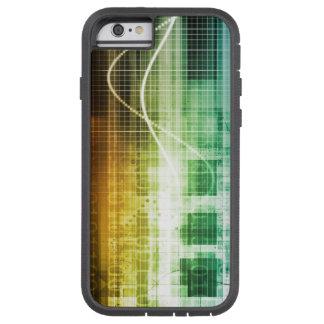 Protección de datos y exploración de la seguridad funda tough xtreme iPhone 6