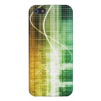 Protección de datos y exploración de la seguridad iPhone 5 funda