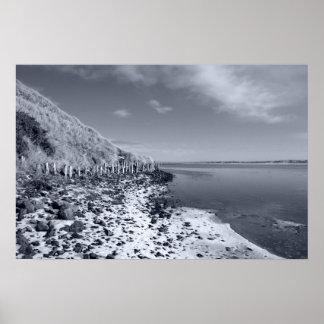 protección de la erosión en invierno de los irelan póster