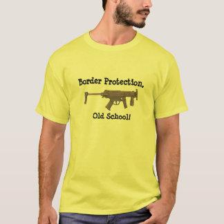 Protección de la frontera camiseta