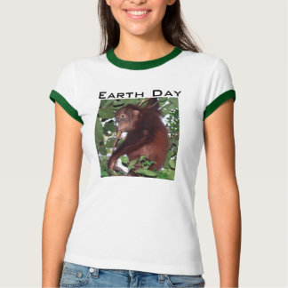 Protección del Día de la Tierra Camiseta