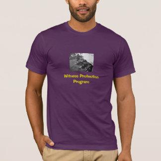 Protección del testigo: Camiseta (oscura)