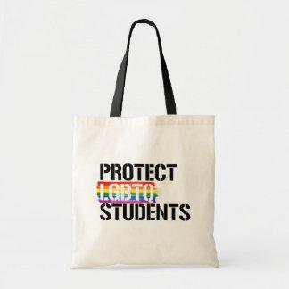 Proteja a los estudiantes de LGBTQ - - las Bolso De Tela