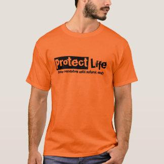 Proteja la camiseta v2 de la vida