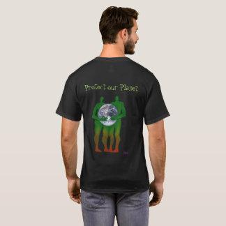Proteja nuestra camiseta del planeta