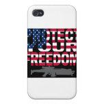 Proteja su libertad iPhone 4 cobertura