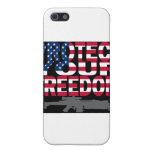 Proteja su libertad iPhone 5 carcasa