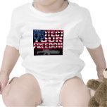 Proteja su libertad traje de bebé