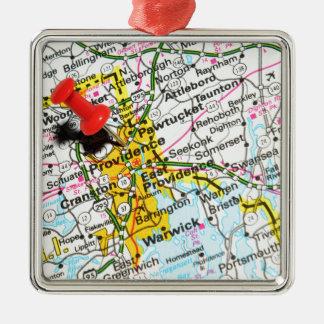 Providence, Rhode Island Adorno De Cerámica