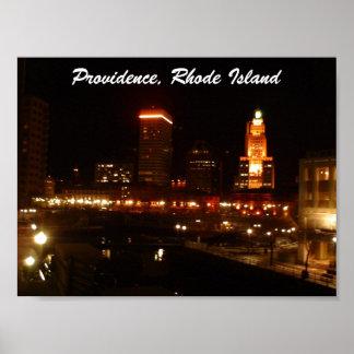 Providence, Rhode Island Póster